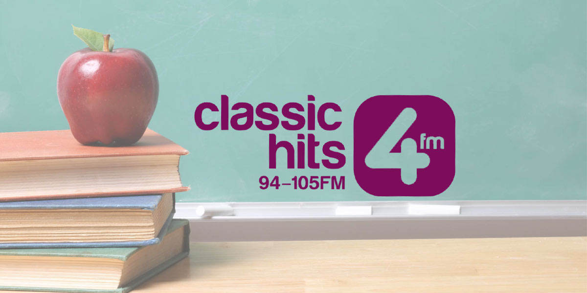 "Classic Hits 4FM ""School Bills"""