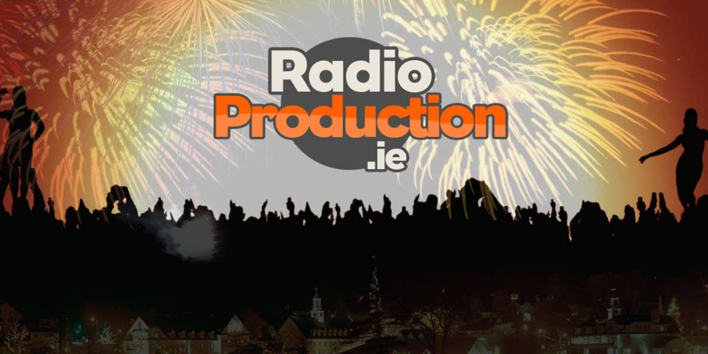 Happy New Year | Radio Production Ireland - www.radioproduction.ie